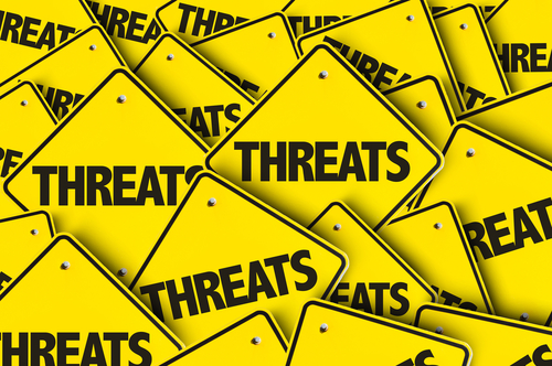 what is a terroristic threat?